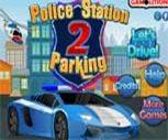 Polis Merkezinde Park Oyunu