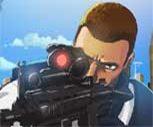 Polis Sniper Oyunu