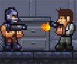 Polis Hırsız Saldırısı Oyunu