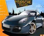 Porsche Yarışı Oyunu