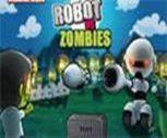 Robot vs Zombi