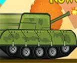 Savaşçı Çöl Tankı Oyunu