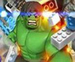 Savaşçı Lego Hulk Oyunu