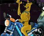 Scooby Doo Motor Yarışı Oyunu