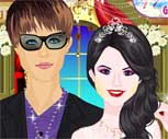 Selena ve Justin Düğünü Oyunu