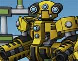 Silahlı Robotlar Oyunu