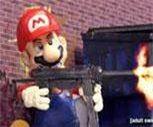 Silahlı Mario Oyunu