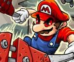 Sinirli Mario Oyunu