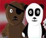 Sniper Panda Oyunu