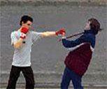 Sokak Dövüşleri Oyunu