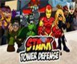 Süper Kahramanlar Defans Oyunu