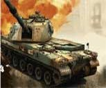 Tankla Savaş Ortasında Oyunu