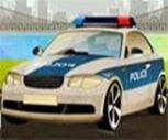 Trafik Polisi Görevde Oyunu