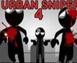 Urban Sniper 4 Oyunu