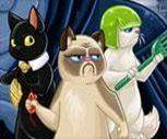 Uzaylı Kediler Oyunu