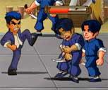 Uzman Dövüşçü Oyunu