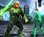 Yeşil Dövüş 3D Oyunu
