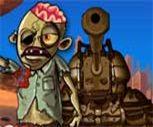 Zombi Düşmanı Tank Oyunu