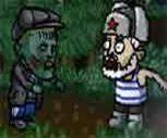Zombi Şehrinden Kaçış Oyunu