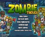 Zombi Taktikleri Oyunu