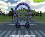 3D Uçuş Eğitimi Oyunu