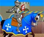 Atlı Süvari Düellosu Oyunu