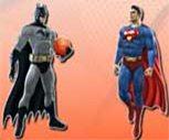 Basketçi Batman ve Süperman Oyunu