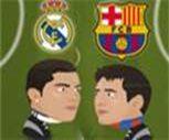 Kafa Topu İspanya Ligi Oyunu