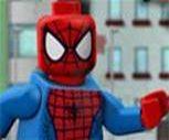 Lego Spiderman Oyunu