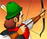 Orta Çağ Okçusu Oyunu