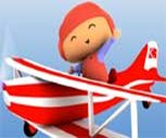 Pepe Uçak Pilotu Oyunu