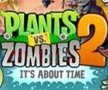 Plants vs Zombies 2 Oyunu