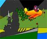 Uçakla Gemini Koru Oyunu